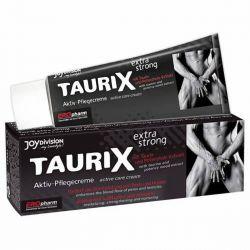 Crema para el pene con Taurix que mejora la circulación sanguínea