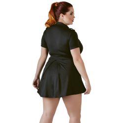 ¡Para chicas Curvys!. Uniforme de policia sexy con un escote abierto