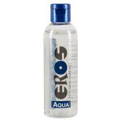 """Lubricante de 100ml a base de agua para una perfecta lubricación""""Eros Aqua"""""""