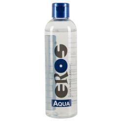 """Lubricante de 250ml a base de agua para una perfecta lubricación""""Eros Aqua"""""""