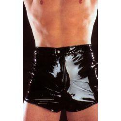 Pantalon Corto de Látex