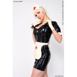 Uniforme de Enfermera de Látex