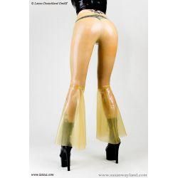 Pantalón Bota Campana de Látex