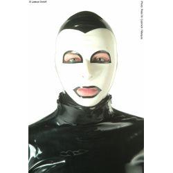 Mascara de Látex en Contraste