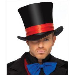 Sombrero de copa de lujo