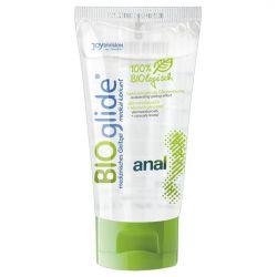 Lubricante anal original bioglide.