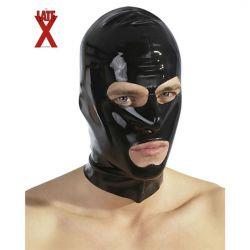 Máscara masculina en látex