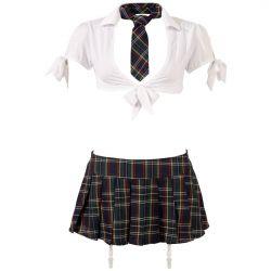 Disfraz de colegiala