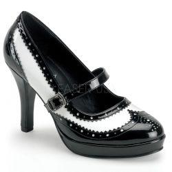 Zapato disfraz ganster