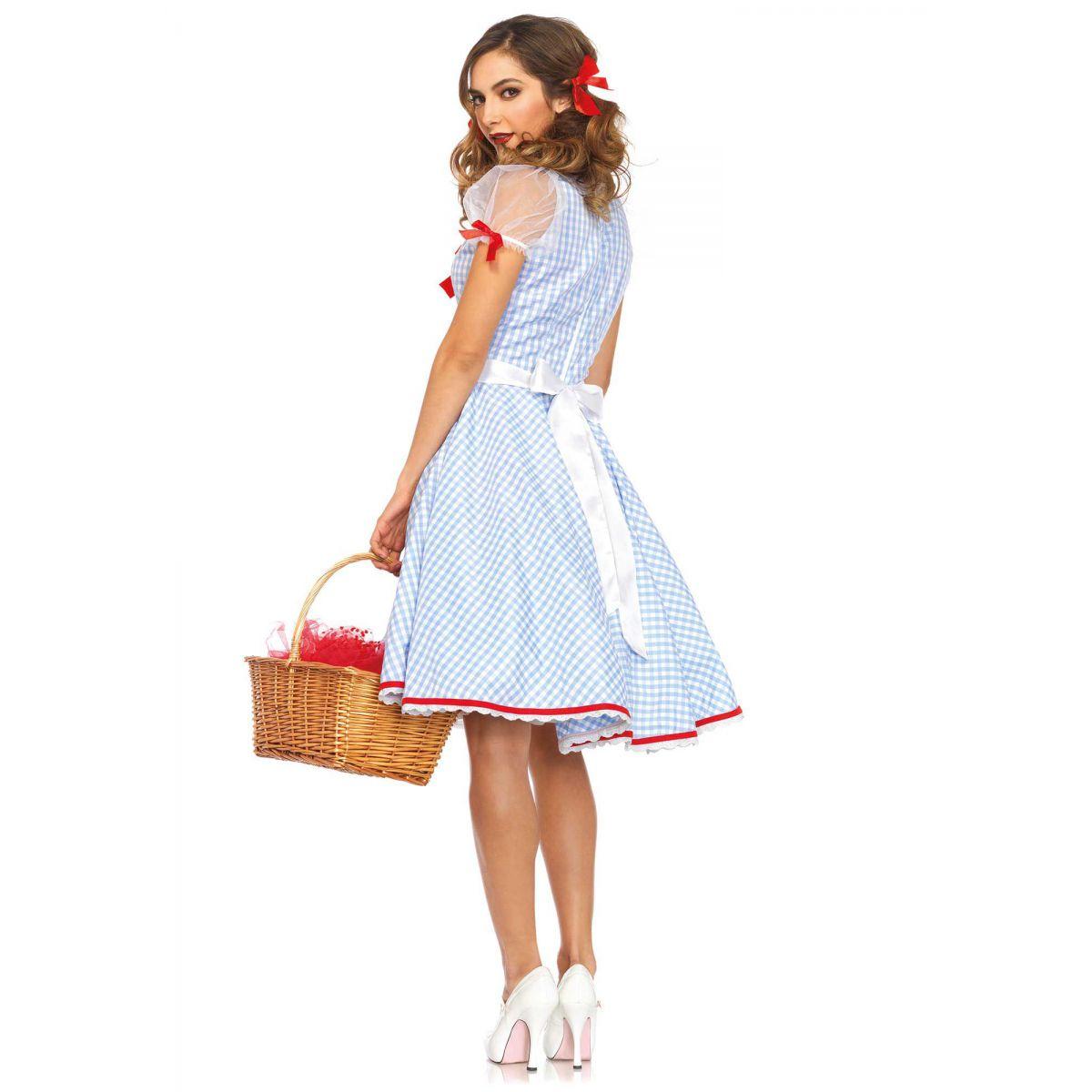 Disfraz de Sexy Dorothy - disfrazdisfrazcom