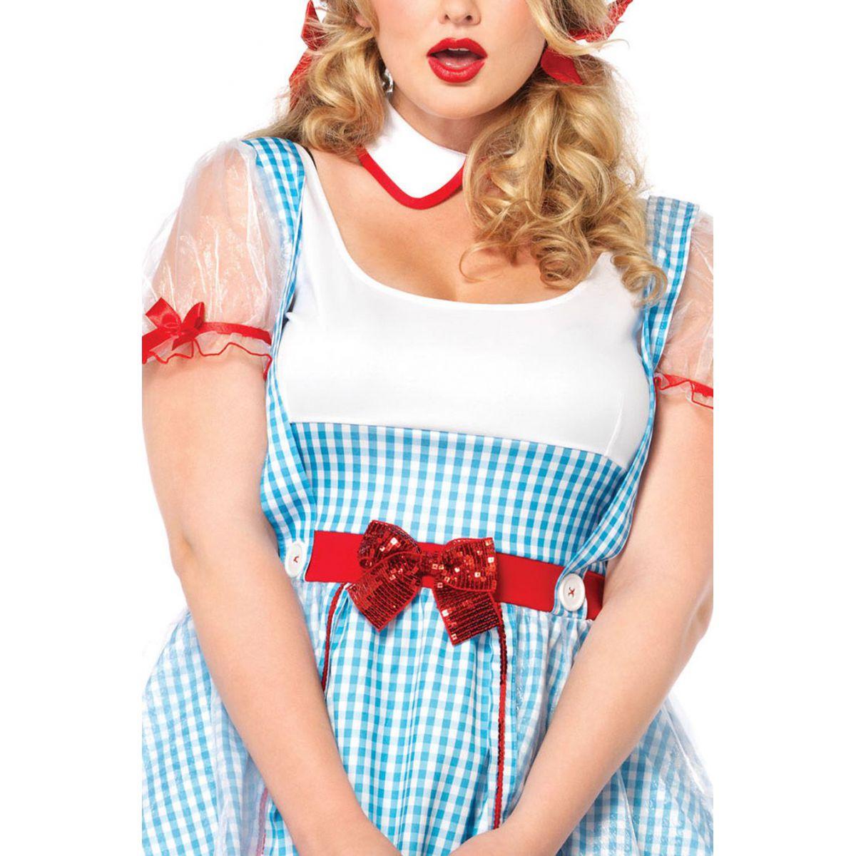 Disfraz de Dorothy El Mago de Oz para mujer - Va de disfraces