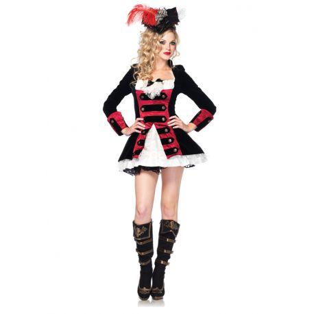 Disfraz pirata tradicional