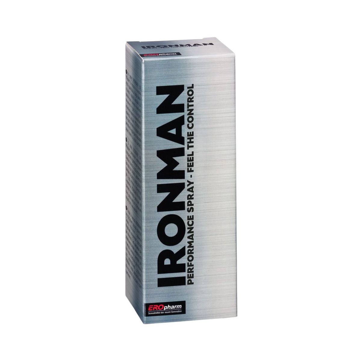 Ironman spray masculino para prologar e intensificar el sexo 30ml