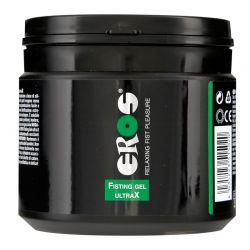 Gel lubricante para fisting de larga duración y efecto anastésico 500ml
