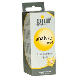 Aerosol relajante anal pjur analyse me 20ml