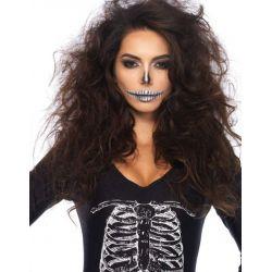 Disfraz Halloween Mujer Esqueleto Leg Avenue también para Carnaval