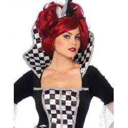 Disfraz Leg Avenue 2 piezas de reina en el país de las maravillas