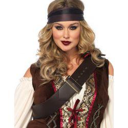 Disfraz Leg Avenue de Capitán Pirata en 4 piezas hasta talla XXXL