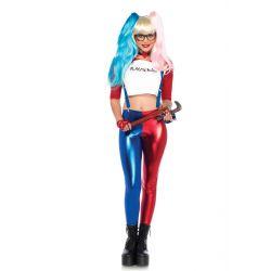Leg Avenue disfraz de Chica Hipster Friki de 6 piezas