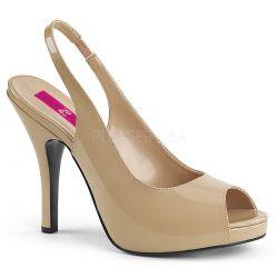 Sandalias de plataforma con correa sujeta al tobillo tallas 40 al 50