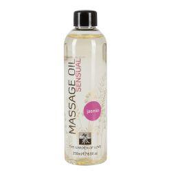 Aceite de masaje 250 ml con aroma a jazmín
