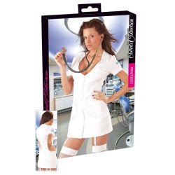Vestido fantasia ¨enfermera¨