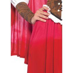 Disfraz sexy mujer de alicia 3 piezas marca Leg Avenue hasta talla XL