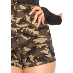 Disfraz sexy Leg Avenue de chica boyscout compuesto por 4 pieza