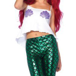 Disfraz Leg Avenue de Sirena Hipster de 3 piezas