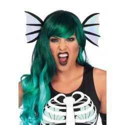 Leg Avenue Disfraz para halloween de sirena esqueleto de 3 piezas