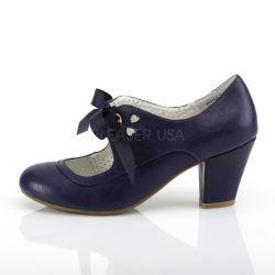 Envío Up 50 Evoca Toes Y Peep Los Estilo Años Zapatos Pin Que qE7wP0a