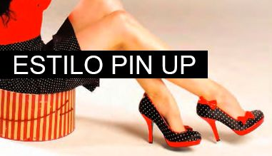 Sandalias y zapatos estilos pin-up